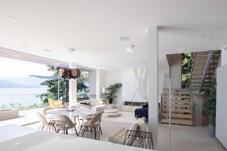 Beachfront Home, Immaculate Design