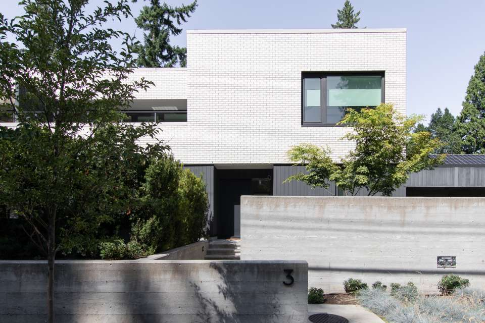 Modern Townhouse, North Vancouver